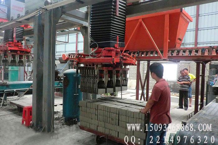 年产6000万蒸养砖生产线