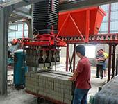 尾矿蒸养砖机