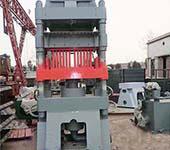 YMZ315-12型液压砖机