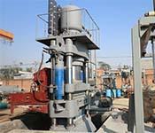 昆明液压制砖机