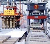 YMZA830-20液压制砖机